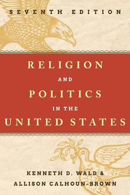 Religion and Politics in the United States (Paperback)