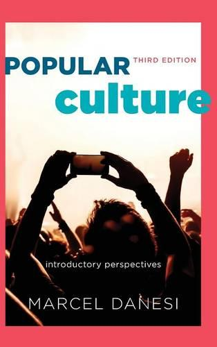 Popular Culture: Introductory Perspectives (Hardback)