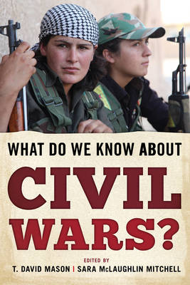What Do We Know about Civil Wars? (Hardback)