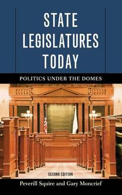 State Legislatures Today: Politics under the Domes (Hardback)