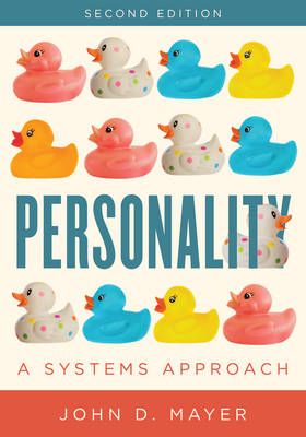Personality: A Systems Approach (Hardback)