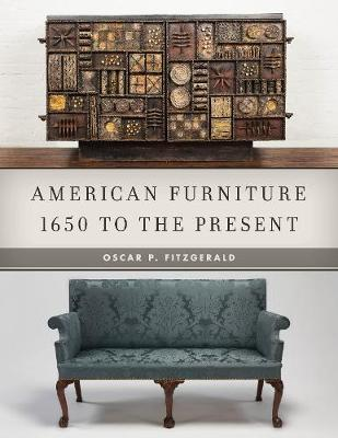 American Furniture: 1650 to the Present (Hardback)