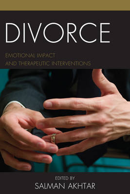 Divorce: Emotional Impact and Therapeutic Interventions - Margaret S Mahler (jar) (Paperback)