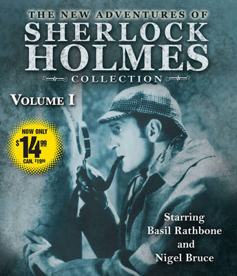The New Adventures of Sherlock Holmes Collection Volume One - Sherlock Holmes (CD-Audio)