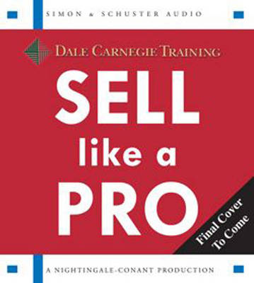 Sell Like a Pro (CD-Audio)