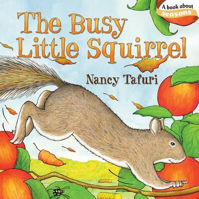 The Busy Little Squirrel - Classic Board Books (Board book)