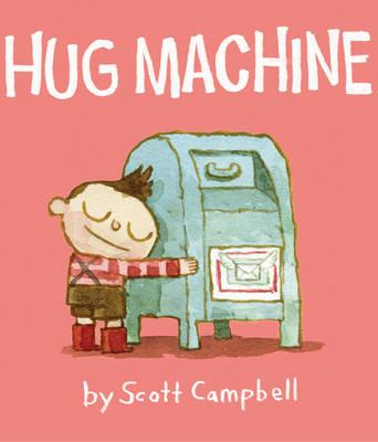 Hug Machine (Hardback)