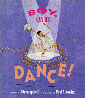 Boy, Can He Dance! (Paperback)