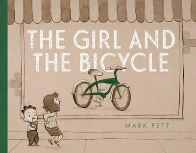 The Girl and the Bicycle (Hardback)