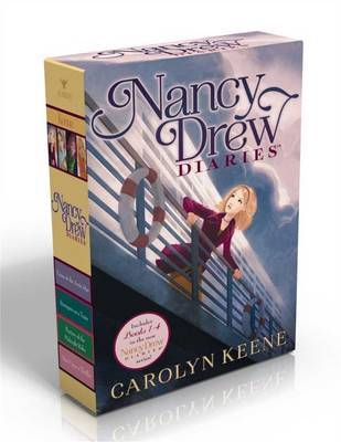 Nancy Drew Diaries: Curse of the Arctic Star; Strangers on a Train; Mystery of the Midnight Rider; Once Upon a Thriller - Nancy Drew Diaries (Paperback)