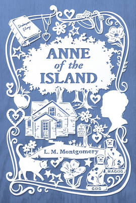 Anne of the Island - An Anne of Green Gables Novel (Paperback)
