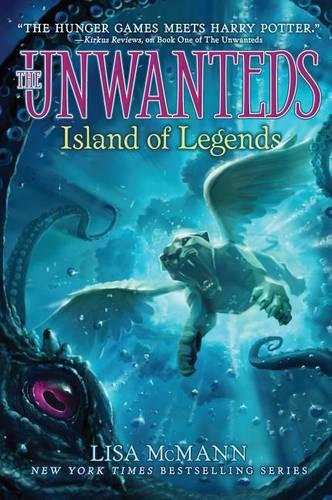 Island of Legends, 4 - Unwanteds 4 (Paperback)