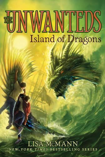 Island of Dragons - The Unwanteds 7 (Paperback)
