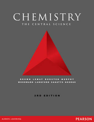 Chemistry:The central science (Paperback)