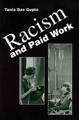 Racism and Paid Work (Paperback)