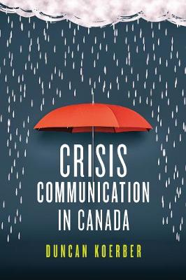 Crisis Communication in Canada (Paperback)