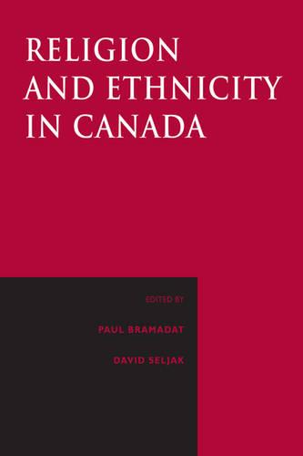 Religion and Ethnicity in Canada (Paperback)