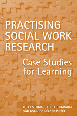 Practising Social Work Research: Case Studies for Learning (Paperback)