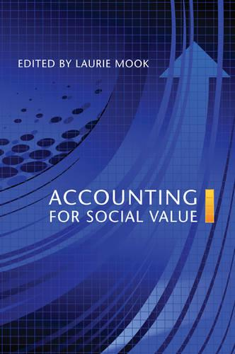 Accounting for Social Value (Paperback)