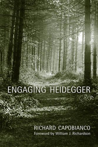 Engaging Heidegger (Paperback)