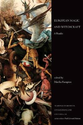 European Magic and Witchcraft: A Reader (Hardback)