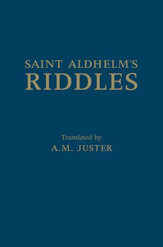Saint Aldhelm's 'Riddles' (Hardback)