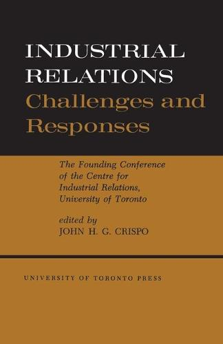 Industrial Relations: Challenges and Responses - Heritage (Paperback)