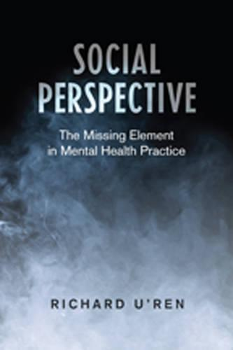 Social Perspective: The Missing Element in Mental Health Practice (Hardback)