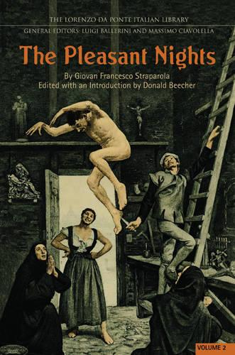 The Pleasant Nights - Volume 1 - Lorenzo Da Ponte Italian Library (Hardback)