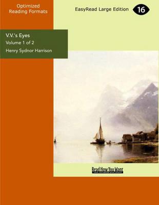 V.V.'s Eyes (2 Volume Set) (Paperback)
