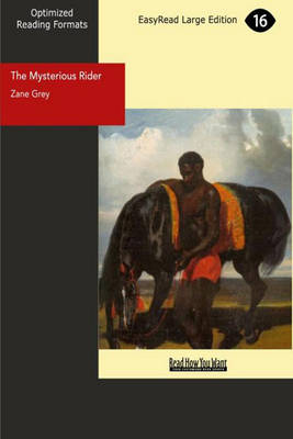 The Mysterious Rider (Paperback)