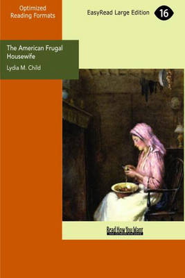 The American Frugal Housewife (Paperback)