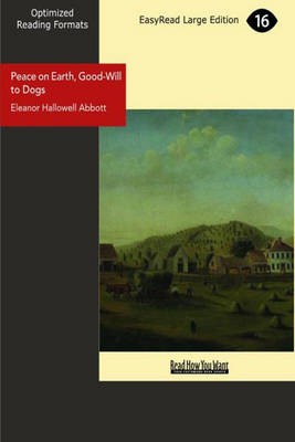 Peace on Earth, Good-Will to Dogs (Paperback)