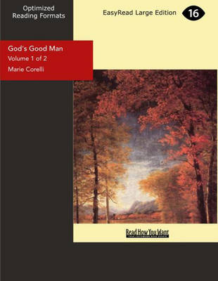 God's Good Man (2 Volume Set): A Simple Love Story (Paperback)