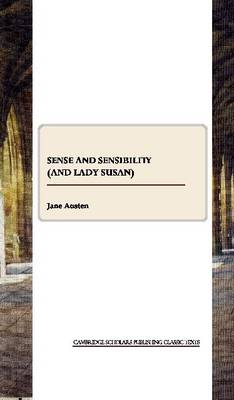 Sense and Sensibility (and Lady Susan) (Paperback)