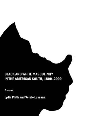 Black and White Masculinity in the American South, 1800-2000 (Hardback)