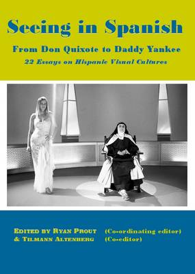 Seeing in Spanish: From Don Quixote to Daddy Yankee-22 Essays on Hispanic Visual Cultures (Hardback)