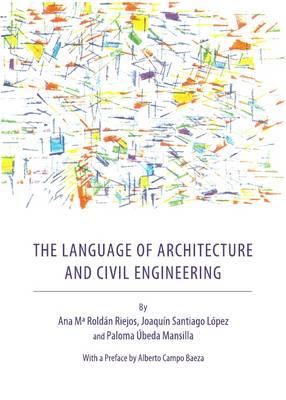 The Language of Architecture and Civil Engineering (Hardback)