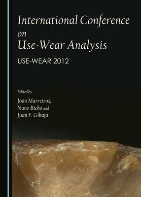 International Conference on Use-Wear Analysis: Use-Wear 2012 (Hardback)