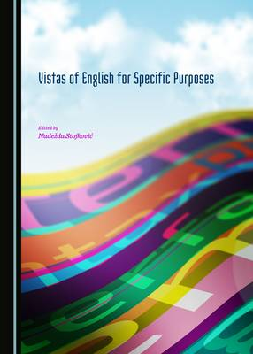 Vistas of English for Specific Purposes (Hardback)