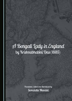 A Bengali Lady in England (Hardback)