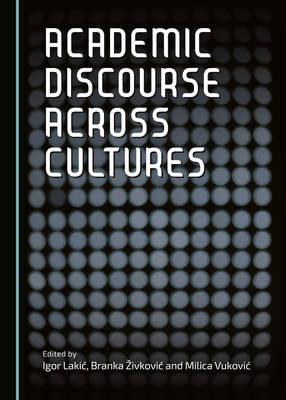 Academic Discourse across Cultures (Hardback)