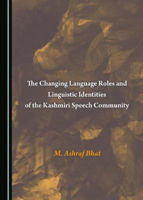 The Changing Language Roles and Linguistic Identities of the Kashmiri Speech Community (Hardback)