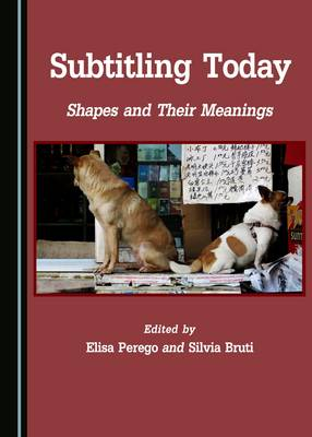 Subtitling Today: Shapes and Their Meanings (Hardback)