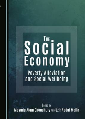 The Social Economy: Poverty Alleviation and Social Wellbeing (Paperback)