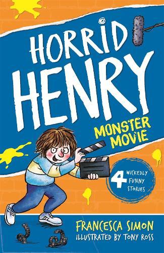 Monster Movie: Book 21 - Horrid Henry (Paperback)