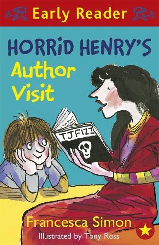 Horrid Henry Early Reader: Horrid Henry's Author Visit: Book 15 - Horrid Henry Early Reader (Paperback)
