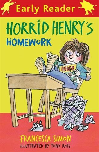 Horrid Henry Early Reader: Horrid Henry's Homework: Book 23 - Horrid Henry Early Reader (Paperback)