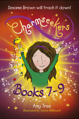 Charmseekers: Books 7-9 (Paperback)