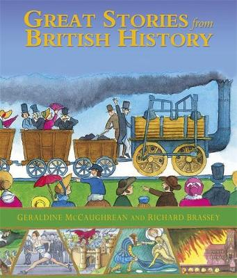 Great Stories from British History (Hardback)